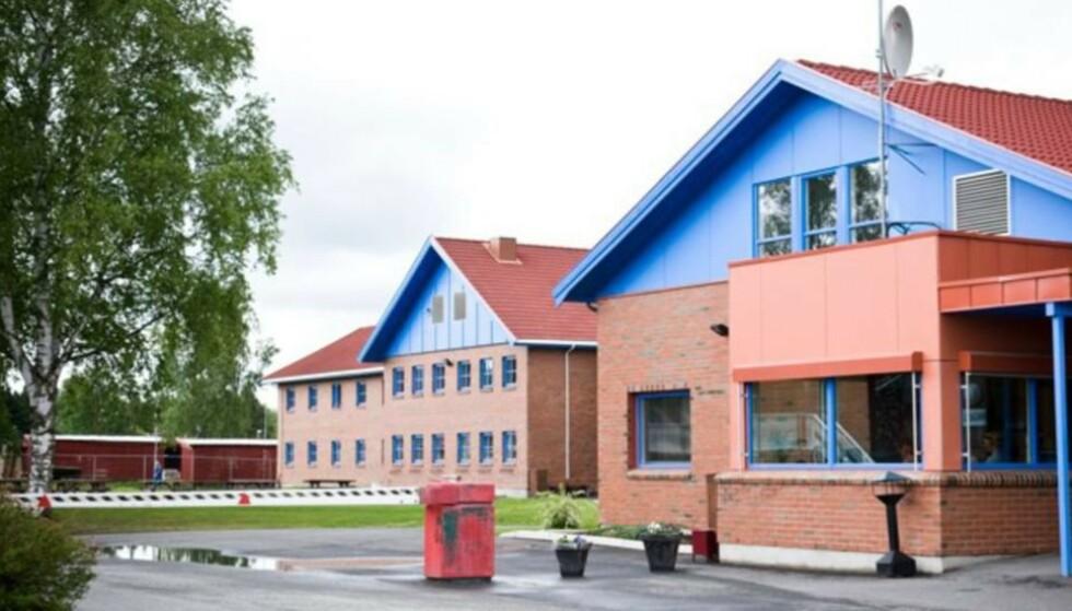 MULIG SONINGSSTED: Innlandet fengsel avdeling Ilseng, i Stange, er ett av to fengsler som peker seg ut for Petter Norhug å sone i. Foto: Kriminalomsorgen