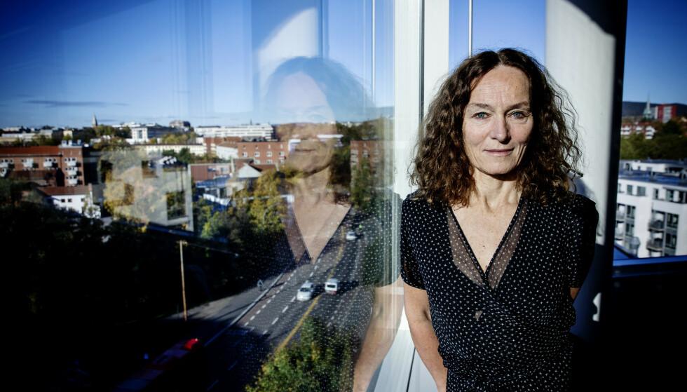 BEKYMRET: Camilla Stoltenberg er bekymret over smittesituasjonen. Foto: Nina Hansen / Dagbladet