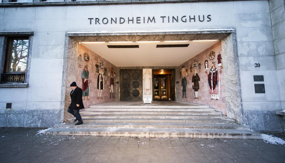 FRIKJENT: Thrana ble i desember frikjent i en straffesak i Sør-Trøndelag tingrett. Saken inngår i grunnlaget for vedtaket om å gi ham yrkesforbud. Foto: Ole Martin Wold / NTB