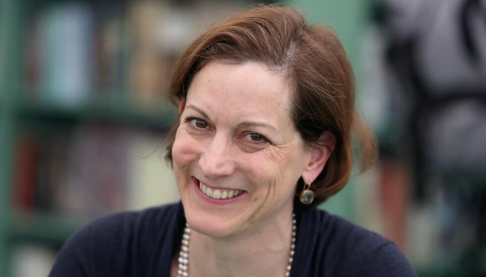 PRISVINNNDE JOURNALIST: Den amerikanske forfatteren og journalisten Anne Applebaum har tidligere vunnet Pulitzerprisen. Foto: NTB