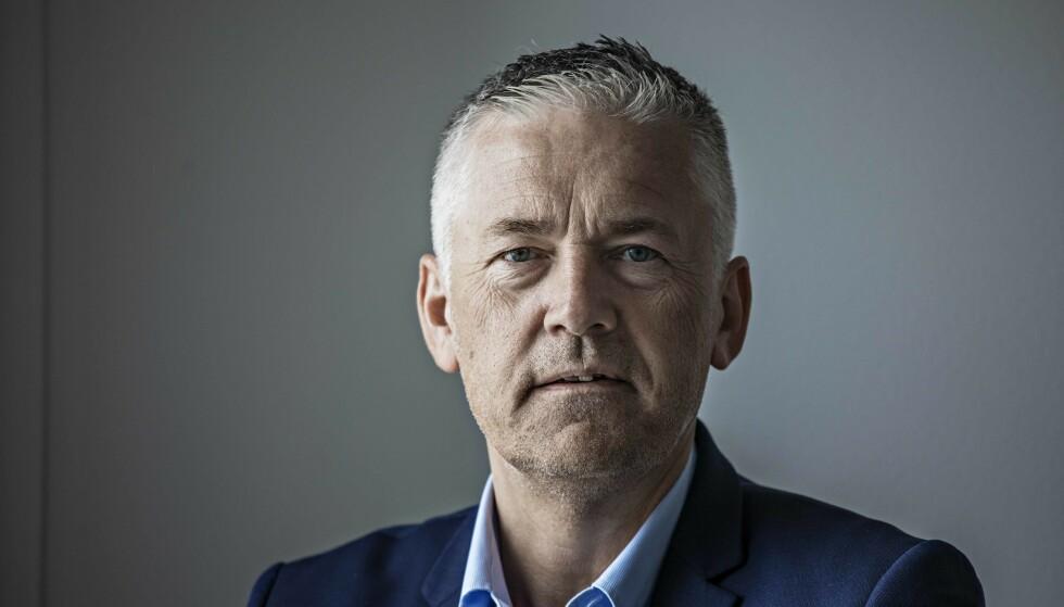 UTFORDRINGER: om hvordan NAV har klart utfordringene iforbindelse med corona-situasjonen. Her Arbeids- og tjenestedirektør Kjell Hugvik Foto: Jørn H Moen / Dagbladet