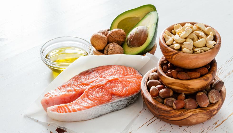 MAT: Enkelte matvarer kan senke og øke kolesterolet. Foto: Shutterstock / NTB Scanpix.