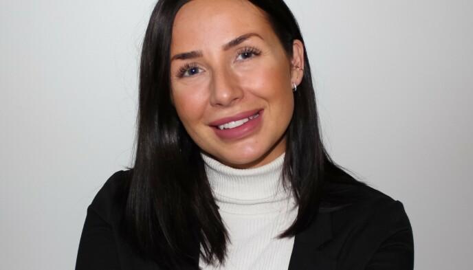 VIL HA SVAR: Leder Maria Kathinca Nilsen Rydeng i Foreningen Donorunnfangede i Norge, DUIN. Foto: Privat
