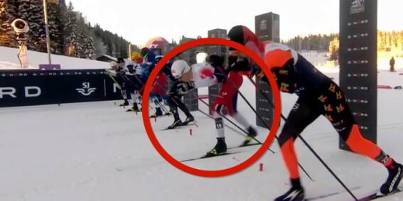 Image: NRK-ekspertene settes ut på direkten