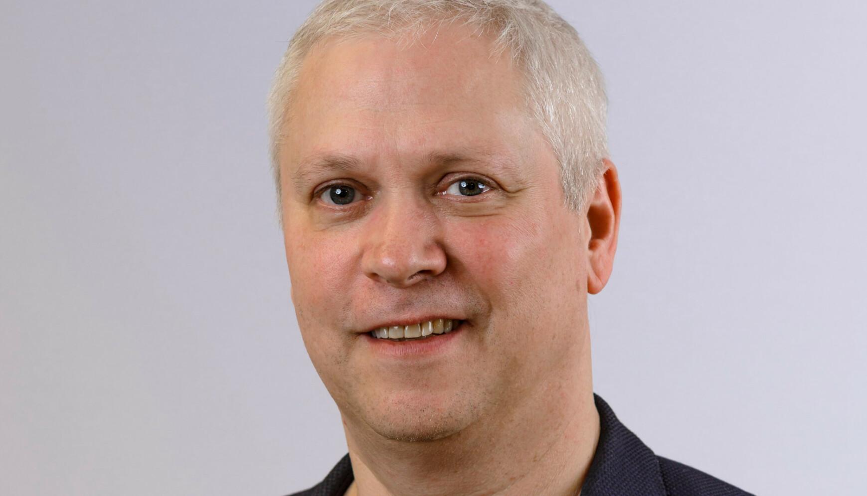 TØFF TONE: Leif E. Broch, kommunikasjonssjef i Eigersund, sier at «tide var inne for klart språk». Foto: Eigersund kommune