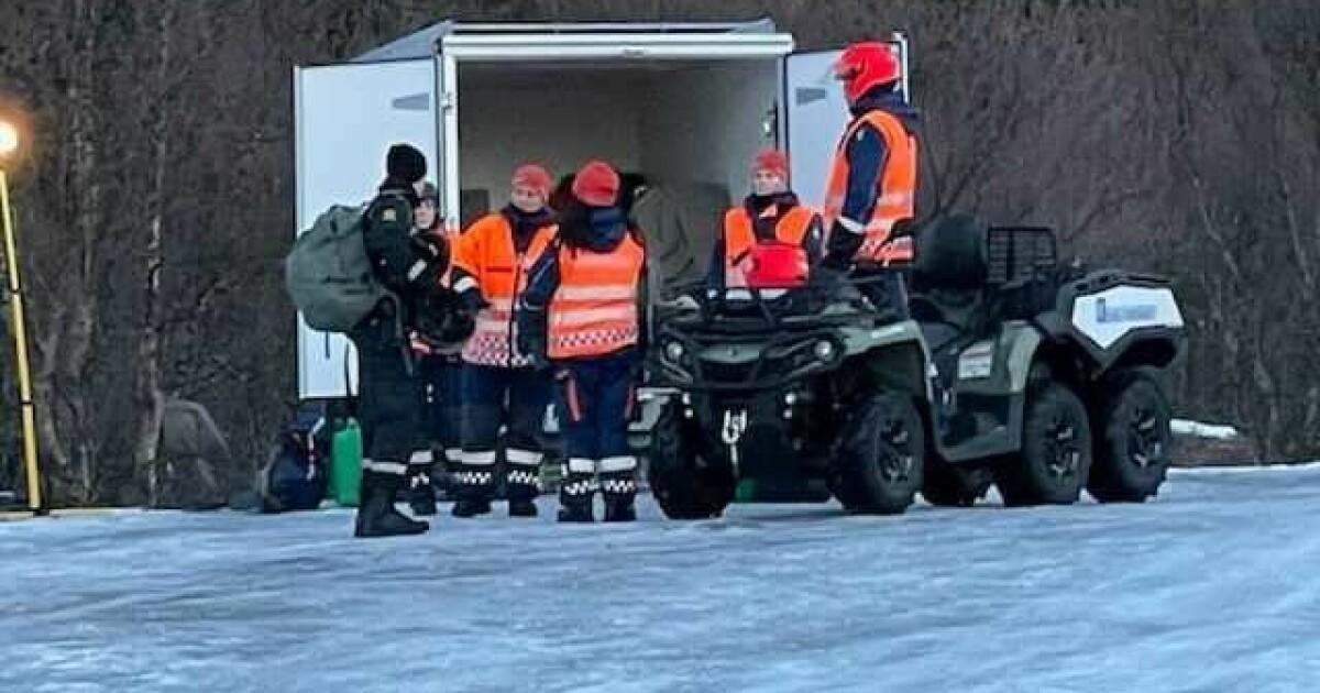 Hyttebrannen i Nordland