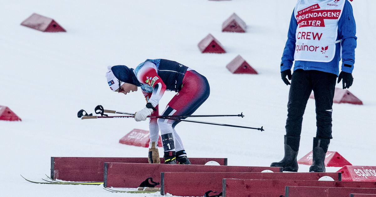 Therese Johaug vant NM-gull i Granåsen