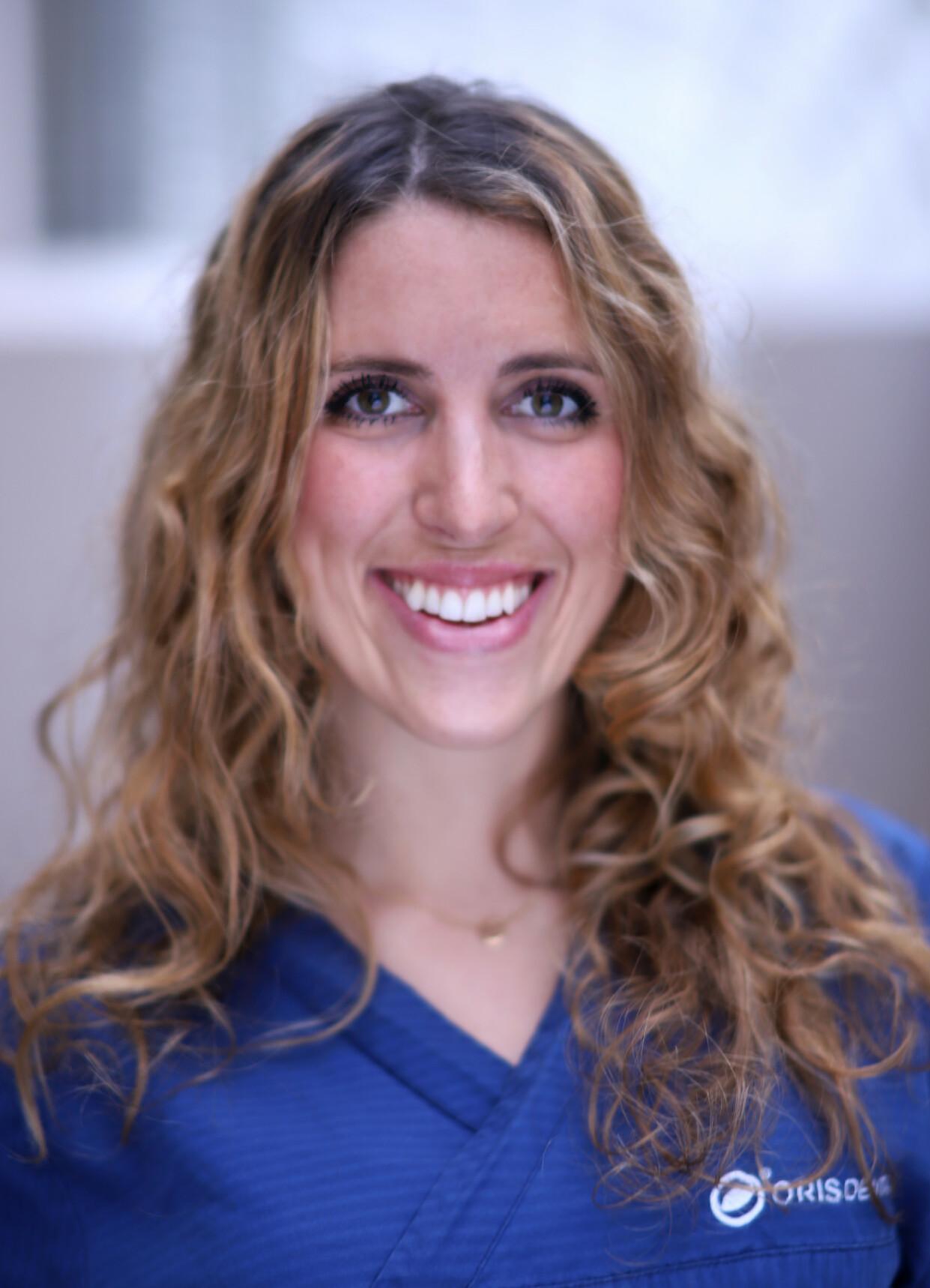 SPESIALIST I PROTETIKK: Josefine Forsberg. Foto: Oris Dental