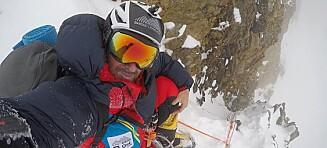 Døde i ulykke på K2