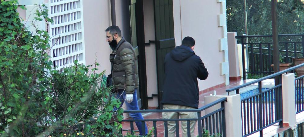 Nordmann etterlyst for drap på Kreta