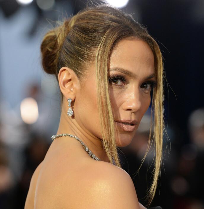 NEKTER: Jennifer Lopez var kjapt ute med å svare på fansens beskyldninger. Foto: ENT / Splash News