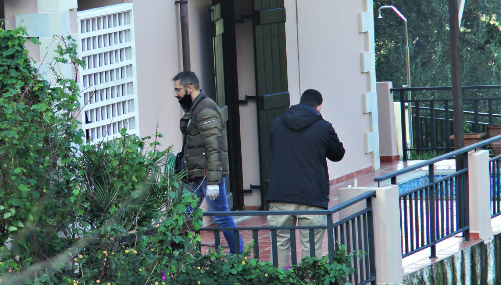 MISTENKT: En nordmann er mistenkt og etterlyst for drap på sin samboer på Kreta. Foto: Flashnews.gr