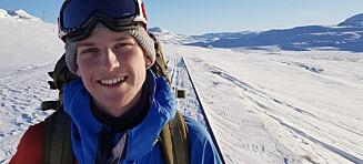 Eirik (23) tok Erna på alvor