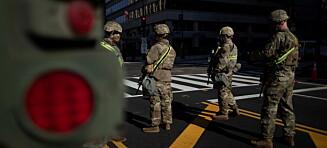«Et dusin» soldater fjernes fra innsettelsen