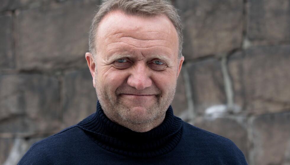 RETORIKKEKSPERT: Kjell Terje Ringdal. Foto: Morten Holm / NTB