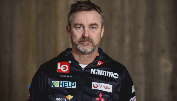 TIL DRØFTELSESMØTE: Sportssjef Clas Brede Bråthen. Foto: Stian Lysberg Solum / NTB