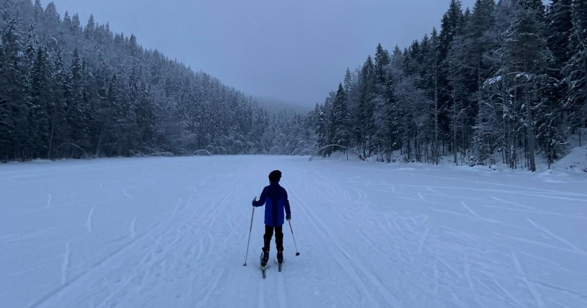 Når skiføret regner vekk midt i januar