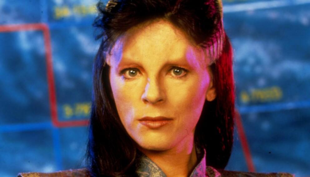 GIKK BORT: Mira Furlan er mest kjent for sin rolle i serien «Babylon 5», som gikk på tv på 1990-tallet. Foto: Moviestore / REX / NTB