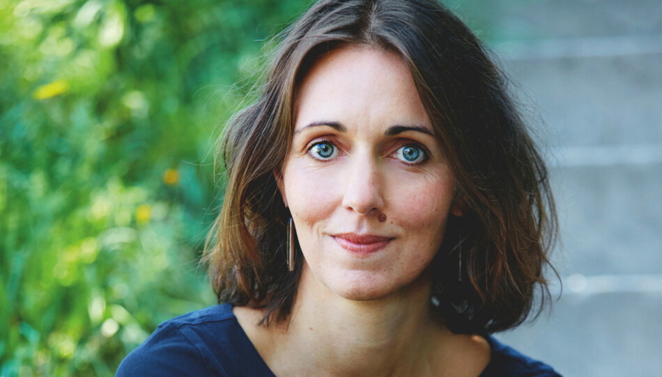 DANIELA KRIEN: «Kjærlighet i nødsfall» er den tredje romanen til tyske Daniela Krien, og den har blitt en bestselger i hjemlandet. Foto: FORLAGET PRESS