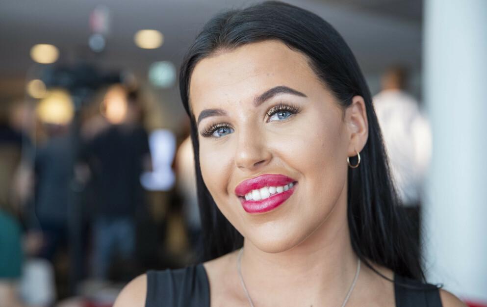 ERKJENNER STRAFFSKYLD: Realityprofil Melina Johnsen er siktet etter å ha brutt loven flere ganger i august i fjor. Foto: Håkon Mosvold Larsen / NTB Scanpix