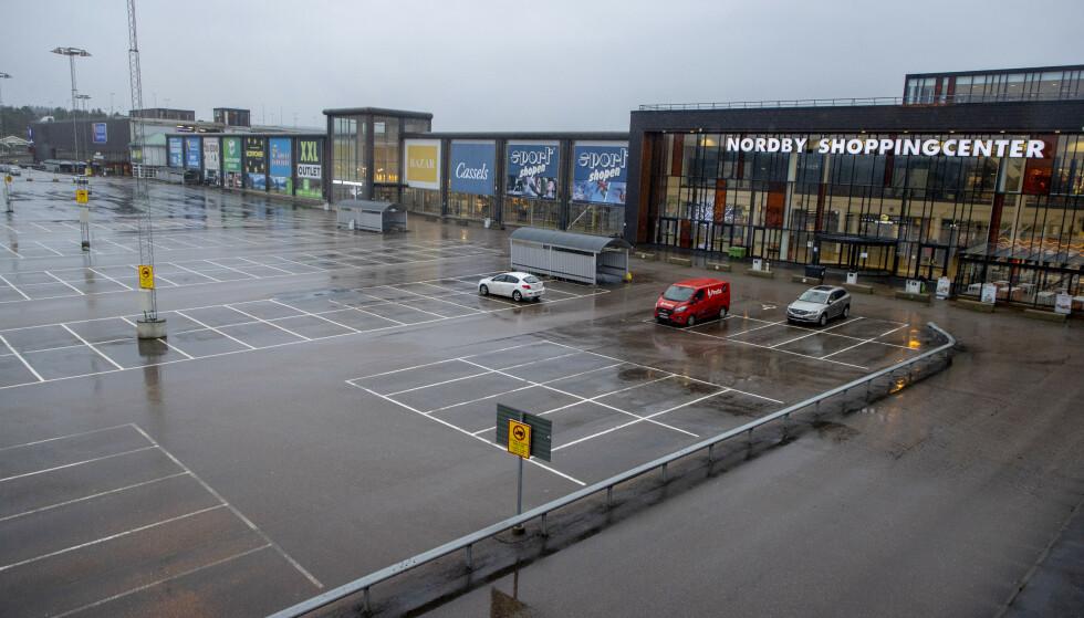 NYE TILTAK: Oppblussing av smitten og frykt for den britiske virusvarianten gjør at Strömstad innfører strengere lokale tiltak. Arkivfoto: Adam Ihse / TT Nyhetsbyrån / NTB