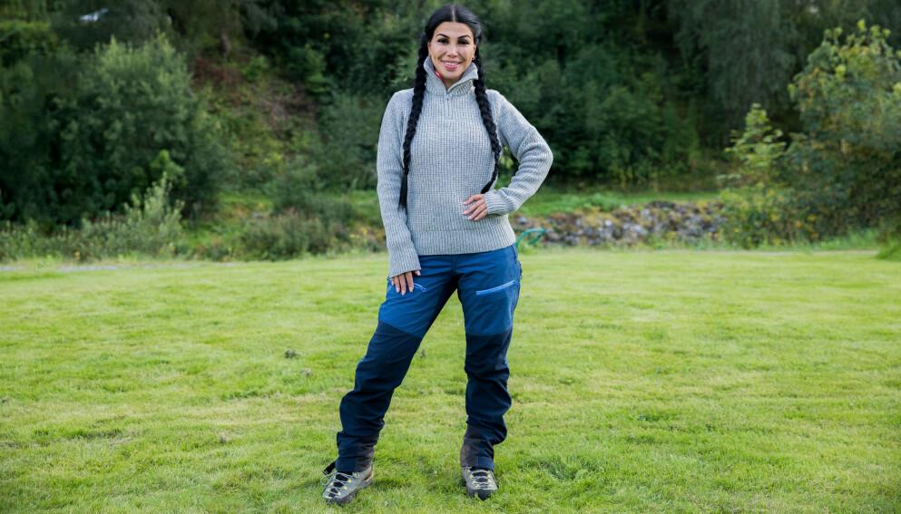 TRAKK SEG: Influenser Isabel Raad valgte å trekke seg. Foto: Haakon Lundkvist