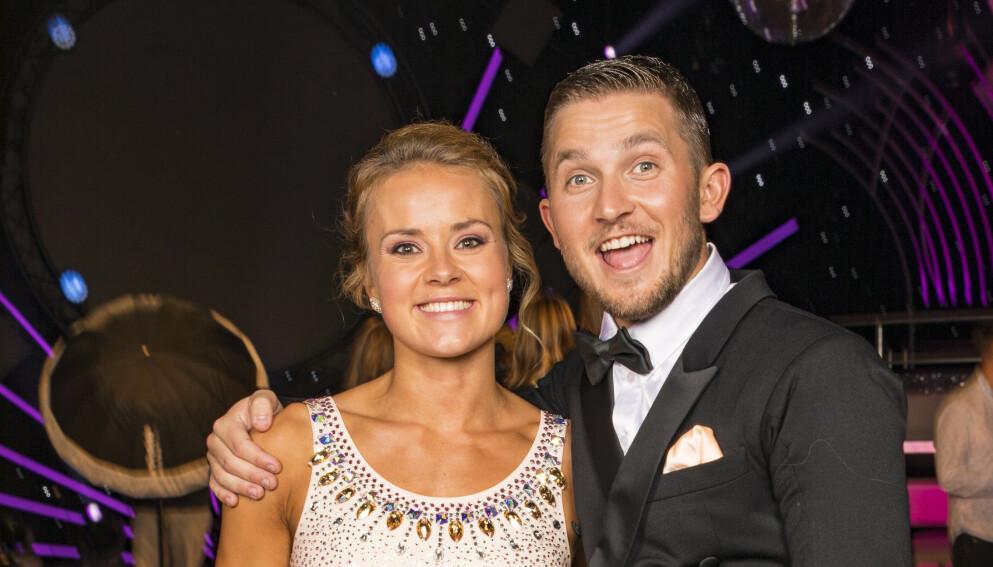 PROGRAMLEDERE: Helene Olafsen og Jørgen Nilsen skal lede TV 2-program sammen. Foto: Tor Lindseth / Se og Hør