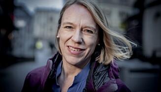 KOMPROMISS?: Anniken Huitfeldt leder redaksjonskomiteen som prøver å snekre kompromisser om sakene det er størst uenighet om, som rusreformen. Foto: Bjørn Langsem / Dagbladet