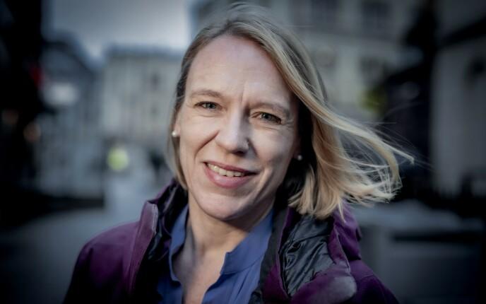 STATSRÅD: Anniken Huitfeldt er en av Aps opplagte statsrådskandidater. Hun kan bli utenriksminister, men er aktuell også i andre departementer. Foto: Bjørn Langsem / Dagbladet