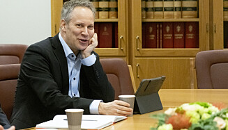 AKTUELL: Fredrikstad-ordfører, sentralstyremedlem og stortingskandidat Jon-Ivar Nygård kan være aktuell i en ny regjering. Foto: Fredrik Hagen / NTB