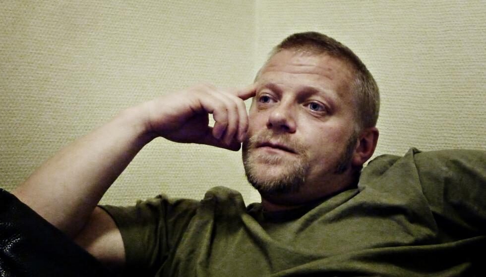 LANG VENTETID: Viggo Kristiansen har ventet i tre år på å få svar på sin siste begjæring om gjenopptakelse. Her fotografert i fengselet i 2010. Foto: Eivind Pedersen / Dagbladet