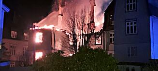 To søstre omkom etter brann