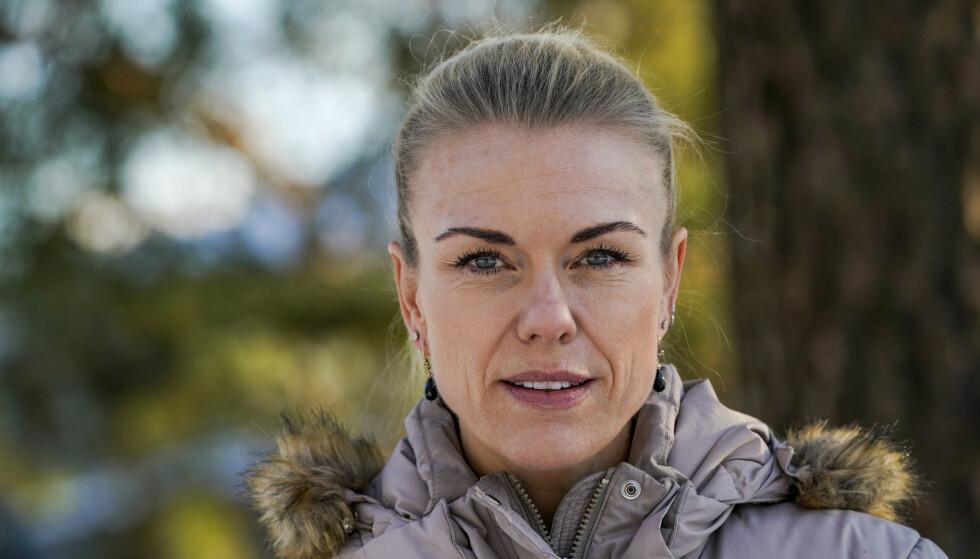 KOMMUNEOVERLEGE: Kerstin Anine Johnsen Myhrvold i Nordre Follo kommune. Foto: Lise Åserud / NTB