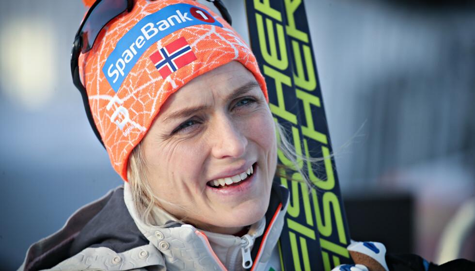 SVENSK VARSKO: SVT-ekspert Mathias Fredriksson mener Johaug kan få det tøft mot svenskene i VM. Foto: Bjørn Langsem / Dagbladet