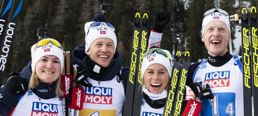 Her finner du hele programmet for VM i skiskyting