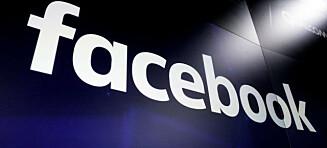 Facebook beklager feil