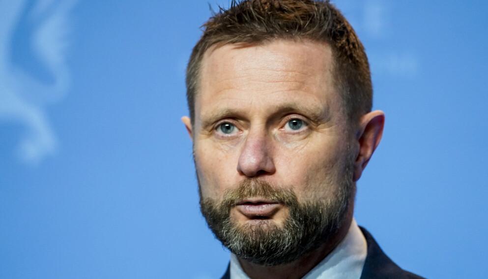 HYTTA: Regjeringen åpner for hyttebesøk igjen. Foto: Terje Pedersen / NTB.
