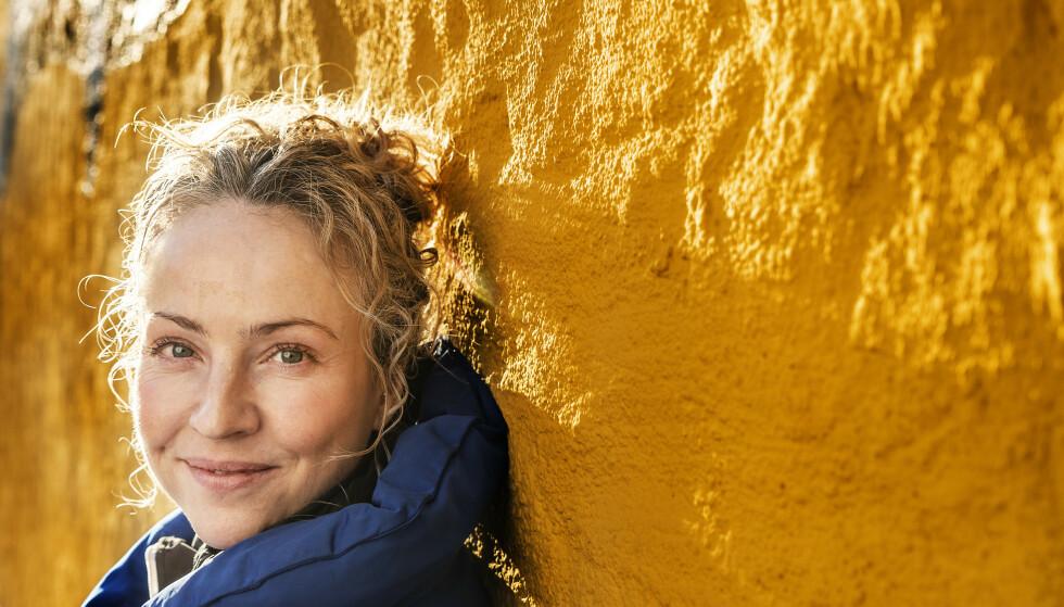MYK JERNKVINNE: Ultraløper Therese Falk er Årets kvinnelige friidrettsutøver i Norge. De færreste kjenner til henne, men de aller færreste - om noen - kan matche henne på lange løp. Foto: Hans Arne Vedlog