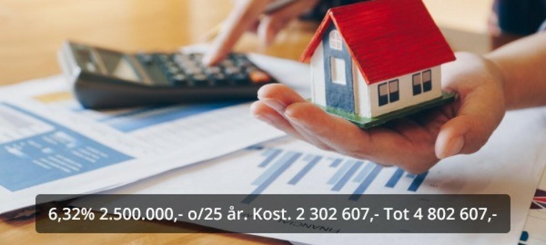 Finanskrisen? Omstart av lån kan hjelpe