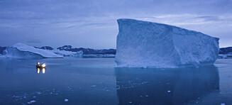 28 000 milliarder tonn is har forsvunnet