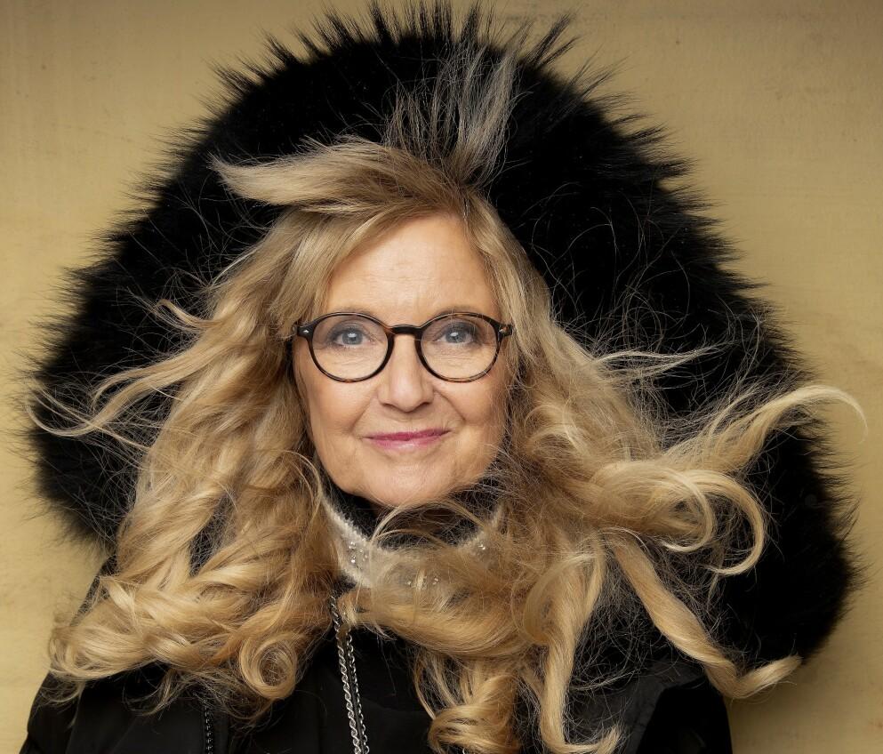 DRØMMER BLIR SANNE: Hanne Krogh har savnet asfalt, trikkeskinner og gangavstand til butikker og restauranter i mange år. Og i motsetning til mange andre gjør hun alvor av drømmene sine.