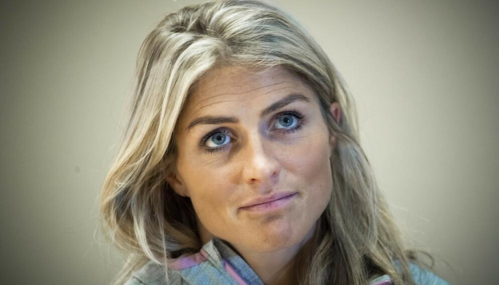 SLÅTT TO GANGER: Therese Johaug. Foto: Lars Eivind Bones / Dagbladet