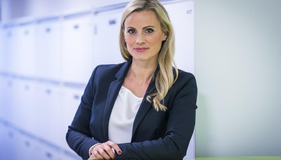 BØR BLI PENSUM: Silje Sandmæl er forbrukerøkonom i DNB. Hun oppfordrer samboere til å skrive samboeravtale. Foto: Heiko Junge / NTB