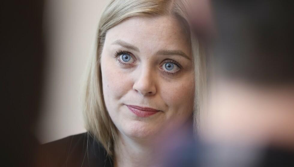GRANSKER: Olje- og energiminister har satt ned et ekspertutvalg til å granske Gjerdrum-skredet. Foto: Ørn E. Borgen / NTB scanpix