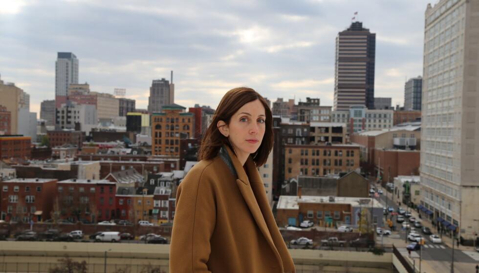 GATENE I PHILADELPHIA: Liz Moores krimroman er lagt til Kensington i Philadelphia, og er en sjeldent inntrengende skildring av fattigdommens og håpløshetens USA, ifølge anmelderen. Foto: ASCHEHOUG / MAGGIE CASEY