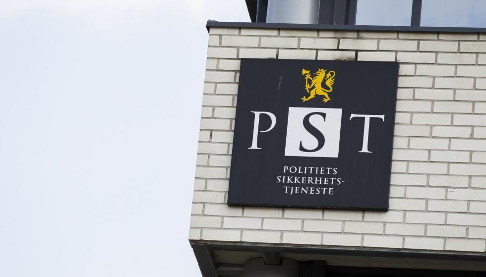 PÅGREPET: En 16-åring er pågrepet i Oslo. PST har siktet ham for å forberede en terrorhandling. Foto: Vegard Grtt / NTB
