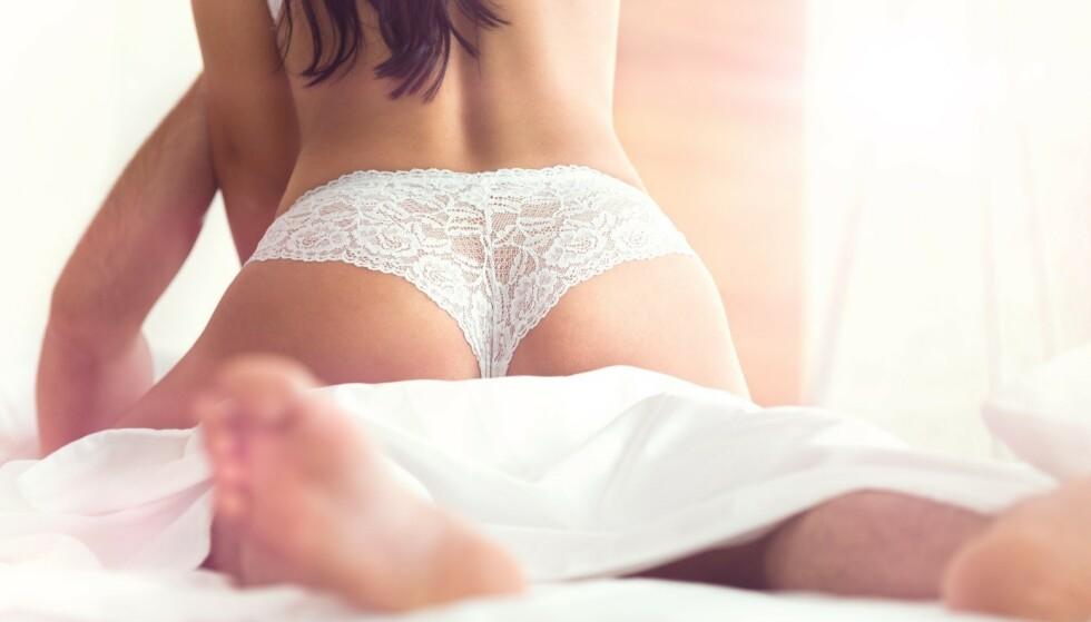 TA KONTROLL: Sett stemningen, gi hverandre massasje og ta kontroll over sexlivet. Foto: Shutterstock