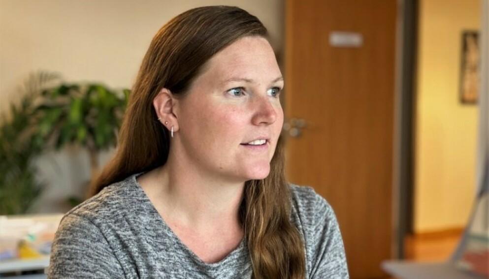 - UOVERSIKTELIG: Kommuneoverlege Ingrid Bjerring i Lier kommune. Foto: Lier kommune