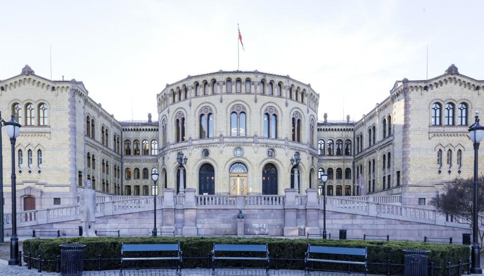 CORONA OG VALG: På grunn av pandemien og det kommende stortingsvalget, forventer PST flere trusler mot norske myndighetspersoner og politikere. Foto: Gorm Kallestad / NTB