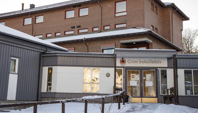 BOKOLLEKTIV: Grimtunet omsorgssenter i Kristiansand. Foto: Tor Erik Schrøder / NTB